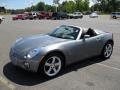 2006 Sly Gray Pontiac Solstice Roadster  photo #1