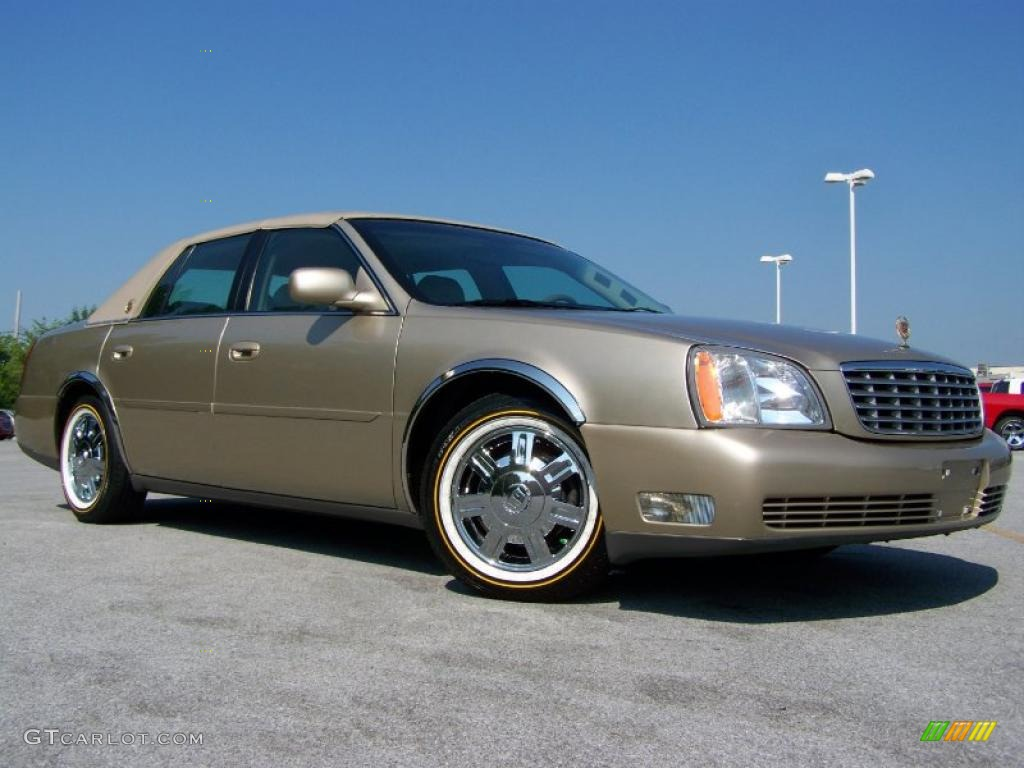 2005 light cashmere cadillac deville sedan 32534653. Cars Review. Best American Auto & Cars Review
