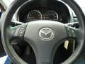 2007 Bright Island Blue Metallic Mazda MAZDA6 i Touring Hatchback  photo #21
