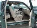 2002 Forest Green Metallic Chevrolet Silverado 1500 LS Extended Cab 4x4  photo #24