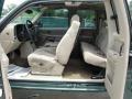 2002 Forest Green Metallic Chevrolet Silverado 1500 LS Extended Cab 4x4  photo #30
