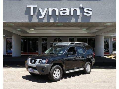 2009 nissan xterra se 4x4 data info and specs. Black Bedroom Furniture Sets. Home Design Ideas