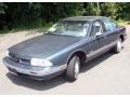 Dark Blue Metallic 1992 Oldsmobile Eighty-Eight Royale