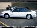 Bright White - Cutlass Supreme SL Sedan Photo No. 3