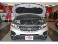 2011 Bright Silver Kia Sorento LX  photo #22