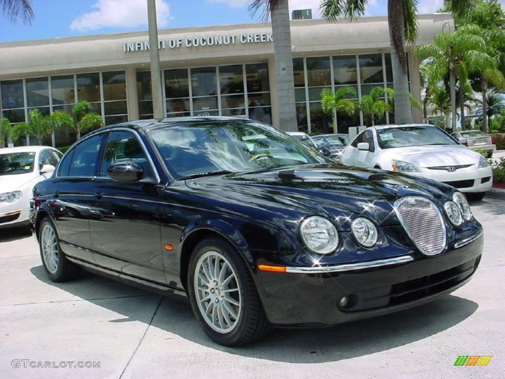 2006 Midnight Blue Metallic Jaguar S-Type 3.0 #32681674   GTCarLot ...