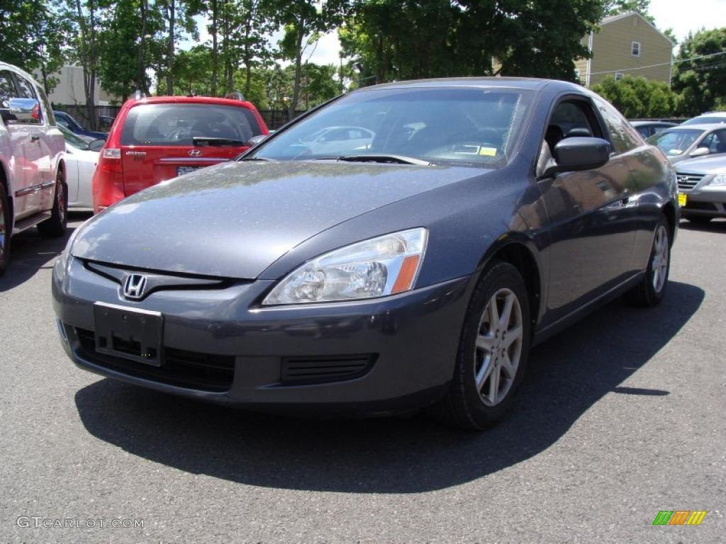 2003 graphite pearl honda accord ex v6 coupe 32683008 car color galleries. Black Bedroom Furniture Sets. Home Design Ideas
