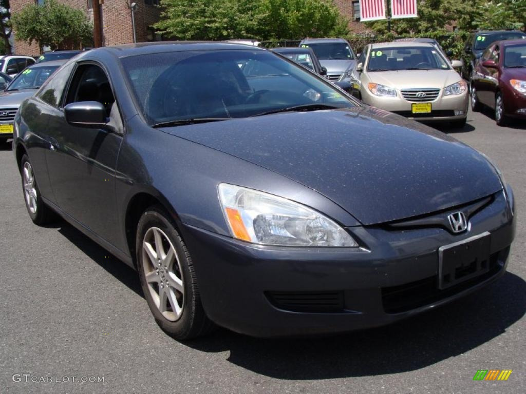 2003 graphite pearl honda accord ex v6 coupe 32683008 photo 3 car color galleries. Black Bedroom Furniture Sets. Home Design Ideas