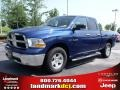Deep Water Blue Pearl 2010 Dodge Ram 1500 Gallery