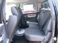 2010 Brilliant Black Crystal Pearl Dodge Ram 3500 Laramie Crew Cab Dually  photo #9
