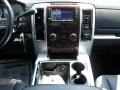 2010 Brilliant Black Crystal Pearl Dodge Ram 3500 Laramie Crew Cab Dually  photo #11