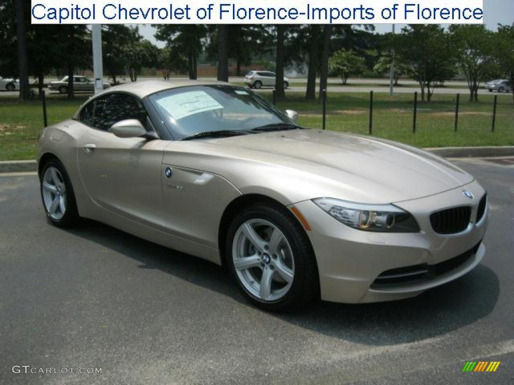 2011 Orion Silver Metallic Bmw Z4 Sdrive30i Roadster