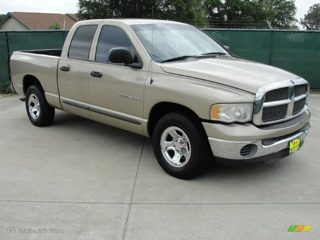 Light Almond Pearl Dodge Ram 1500