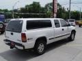 2000 Summit White Chevrolet Silverado 1500 LS Extended Cab 4x4  photo #4