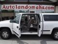2000 Summit White Chevrolet Silverado 1500 LS Extended Cab 4x4  photo #6