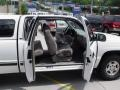2000 Summit White Chevrolet Silverado 1500 LS Extended Cab 4x4  photo #24