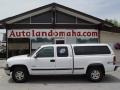 2000 Summit White Chevrolet Silverado 1500 LS Extended Cab 4x4  photo #32