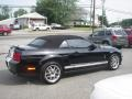 2007 Black Ford Mustang Shelby GT500 Convertible  photo #19