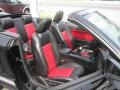 2007 Black Ford Mustang Shelby GT500 Convertible  photo #28