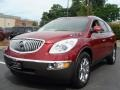 2008 Red Jewel Buick Enclave CXL AWD  photo #1