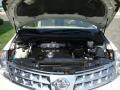 2007 Glacier Pearl White Nissan Murano SL AWD  photo #19
