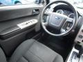 2009 Black Pearl Slate Metallic Ford Escape XLT V6  photo #11