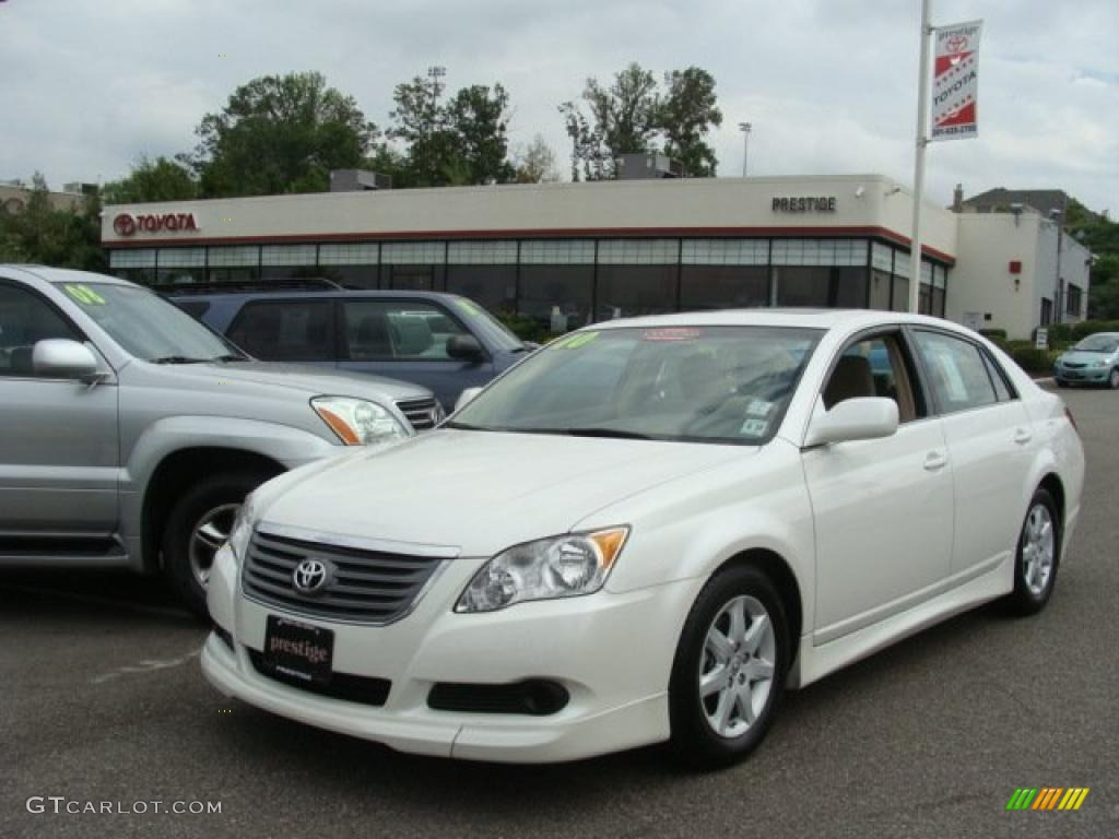 2010 Blizzard White Pearl Toyota Avalon Xl 32898513