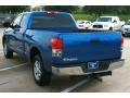 2008 Blue Streak Metallic Toyota Tundra Double Cab  photo #2