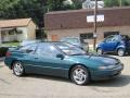 Emerald Green Pearl - SVX LSi AWD Coupe Photo No. 2