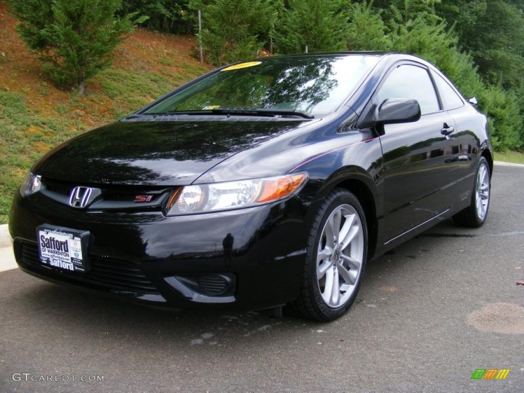 Honda Civic Si 2007 Coupe
