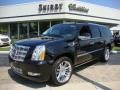 Black Raven - Escalade ESV Platinum AWD Photo No. 1