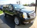 Black Raven - Escalade ESV Platinum AWD Photo No. 3