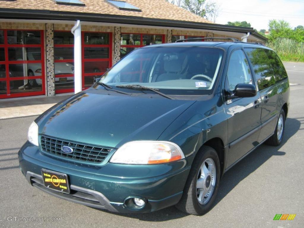 2003 tropic green metallic ford windstar lx 32966622 car color galleries. Black Bedroom Furniture Sets. Home Design Ideas