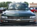 2002 Forest Green Metallic Chevrolet Silverado 1500 LS Extended Cab  photo #10
