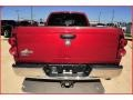 2008 Inferno Red Crystal Pearl Dodge Ram 3500 Big Horn Edition Quad Cab  photo #5
