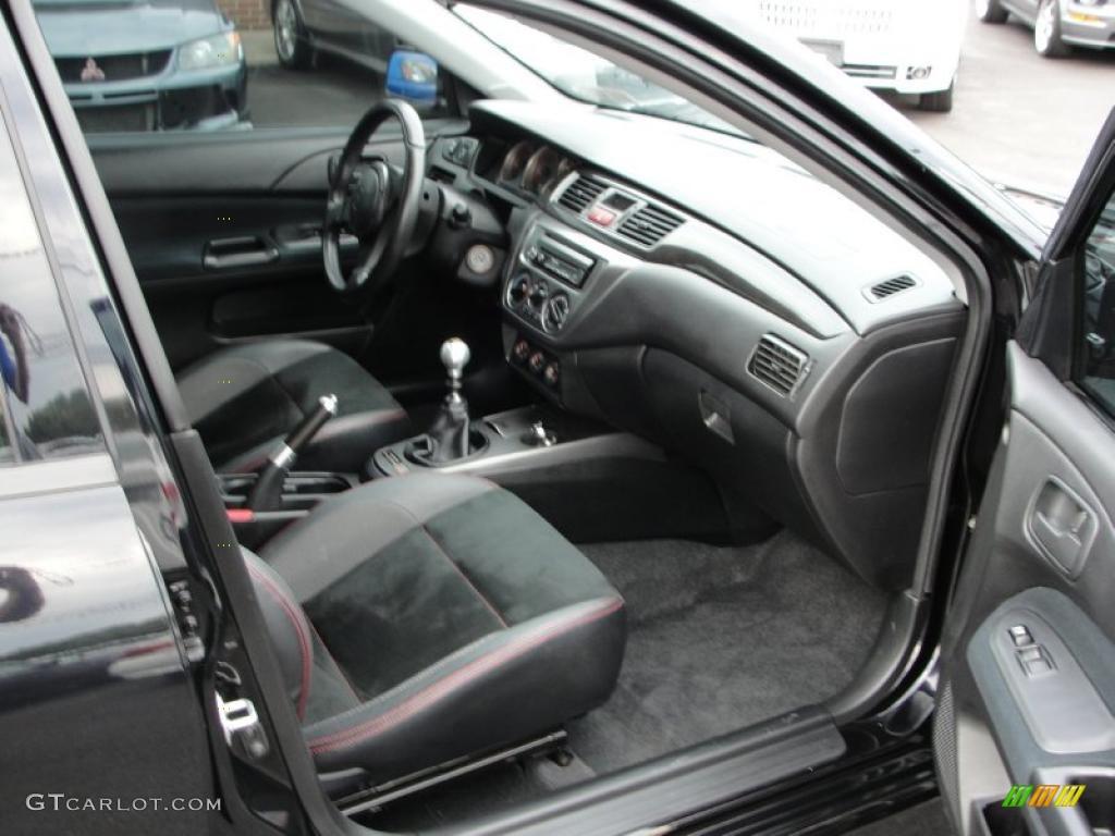 2006 Mitsubishi Lancer Evolution Ix Mr Interior Photo 33096817