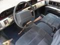 1991 White Chevrolet Caprice Classic Sedan  photo #24