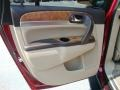 2008 Red Jewel Buick Enclave CXL  photo #25