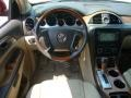 2008 Red Jewel Buick Enclave CXL  photo #28