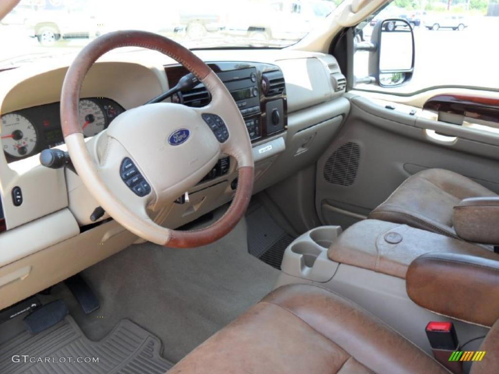 2007 Dark Copper Metallic Ford F350 Super Duty King Ranch Crew Cab 4x4 Dually 33146755 Photo