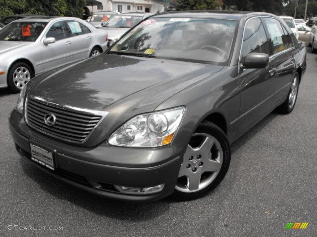 2005 briarwood pearl lexus ls 430 sedan 33146227. Black Bedroom Furniture Sets. Home Design Ideas