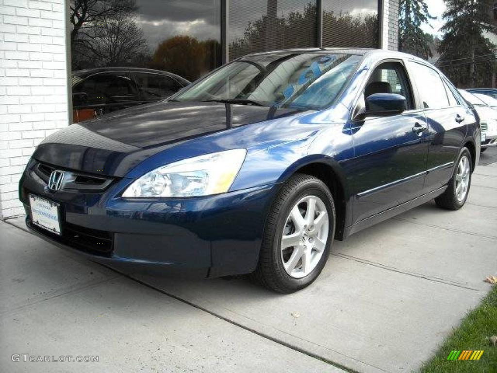 2005 eternal blue pearl honda accord ex l v6 sedan 3312014 car color galleries. Black Bedroom Furniture Sets. Home Design Ideas