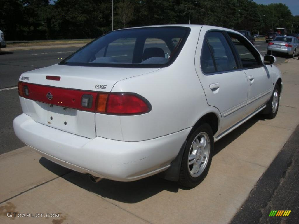 1999 sentra gxe cloud white charcoal photo 5