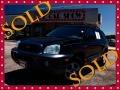 Obsidian Black 2001 Hyundai Santa Fe Gallery