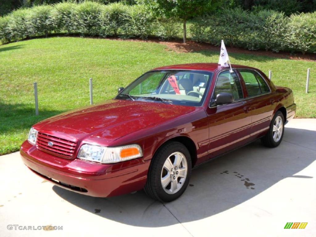 2006 dark toreador red metallic ford crown victoria lx 33189464 car color. Black Bedroom Furniture Sets. Home Design Ideas