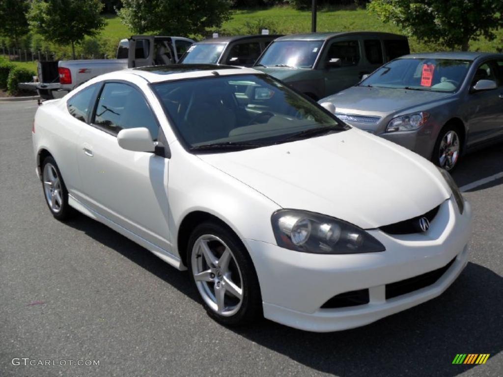 2005 taffeta white acura rsx type s sports coupe 33189467