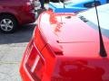 2011 Race Red Ford Mustang V6 Premium Coupe  photo #8