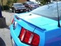 2011 Grabber Blue Ford Mustang GT Premium Coupe  photo #7