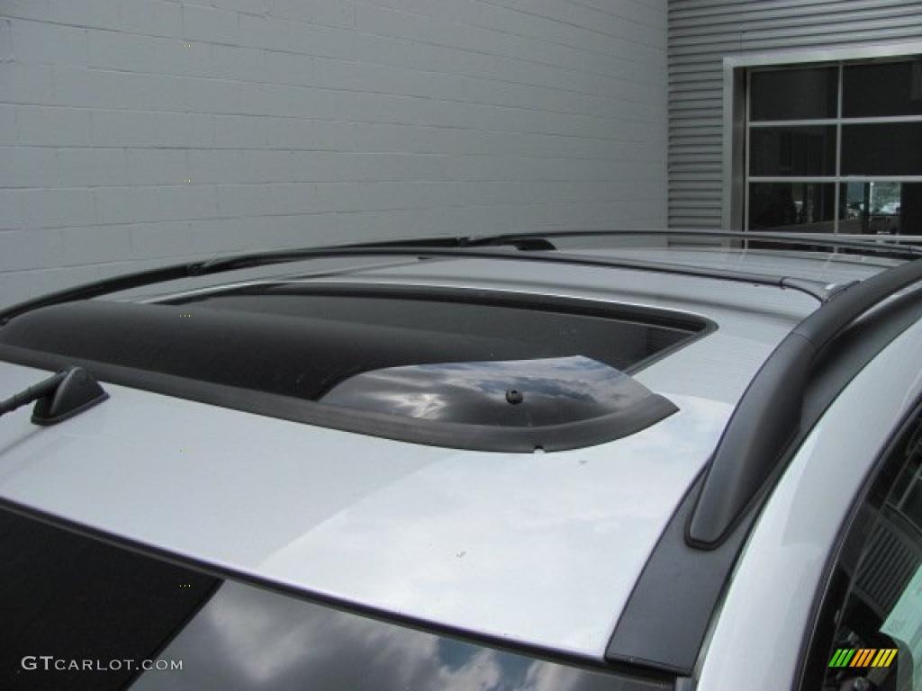 2007 Murano SL AWD - Brilliant Silver Metallic / Charcoal photo #3