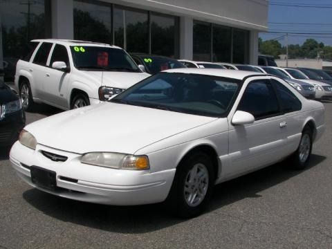 1996 ford thunderbird lx data info and specs. Black Bedroom Furniture Sets. Home Design Ideas